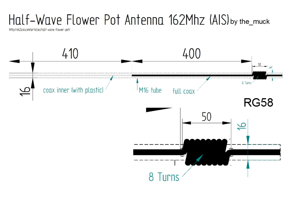 Flower Pot 162Mhz